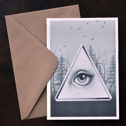 Ilumineye Notecard