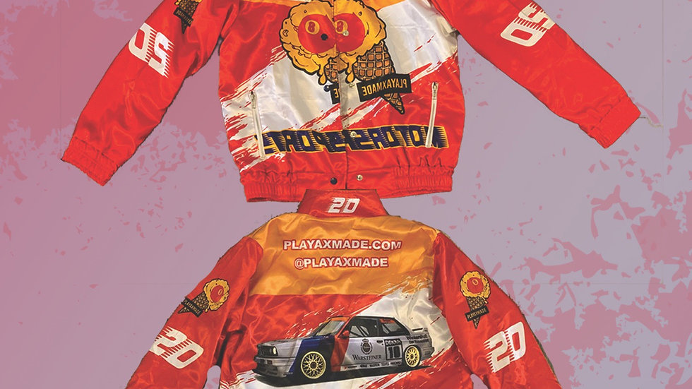 """PXM Motorsports """"Deluxe Edition"""" Pit Stop Jacket"""