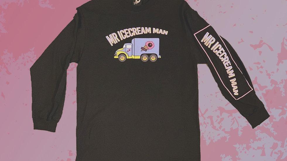 Mr. Ice-cream Long-sleeved Tee