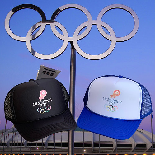 Olympic Games Trucker Hat
