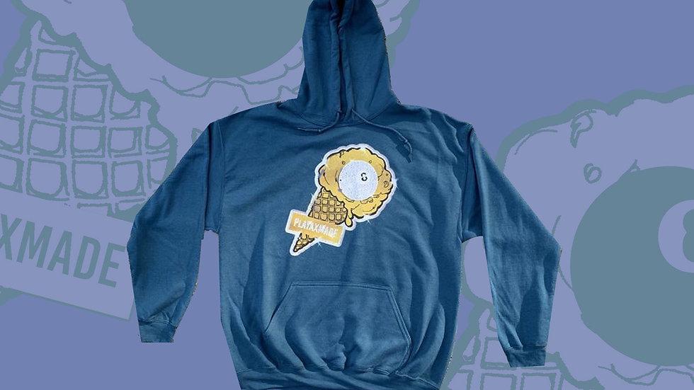 Iced Logo Hoodie