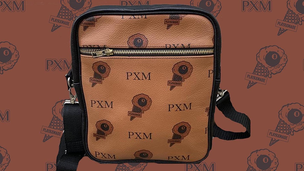 Monogram Messenger Bag