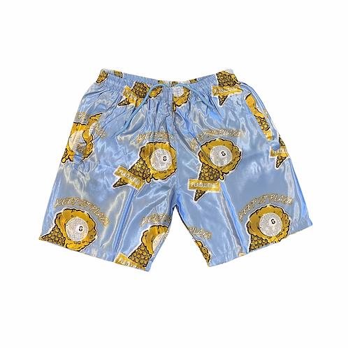 Keep It Playa Silk Shorts
