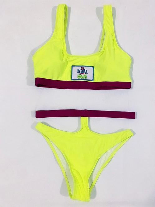 So PLAYAxMADE 2 Piece SwimSuit