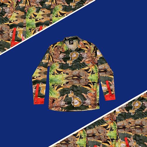 Jungle Cat Silk Shirt