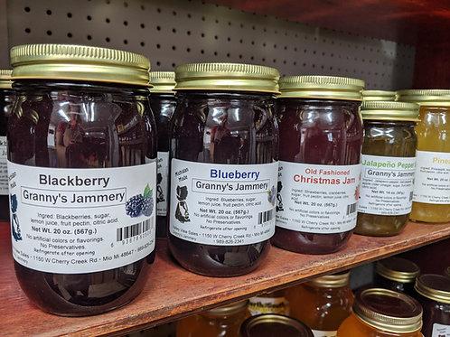 Granny's Jammery Jam