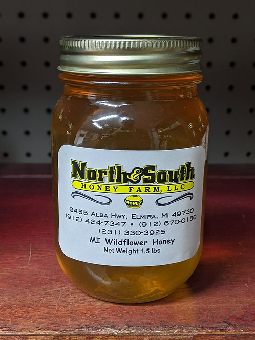 North & South Honey (20 oz)