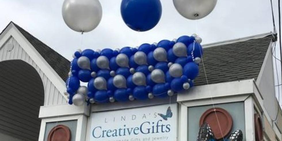 Fundraiser @ Linda's Creative Gifts