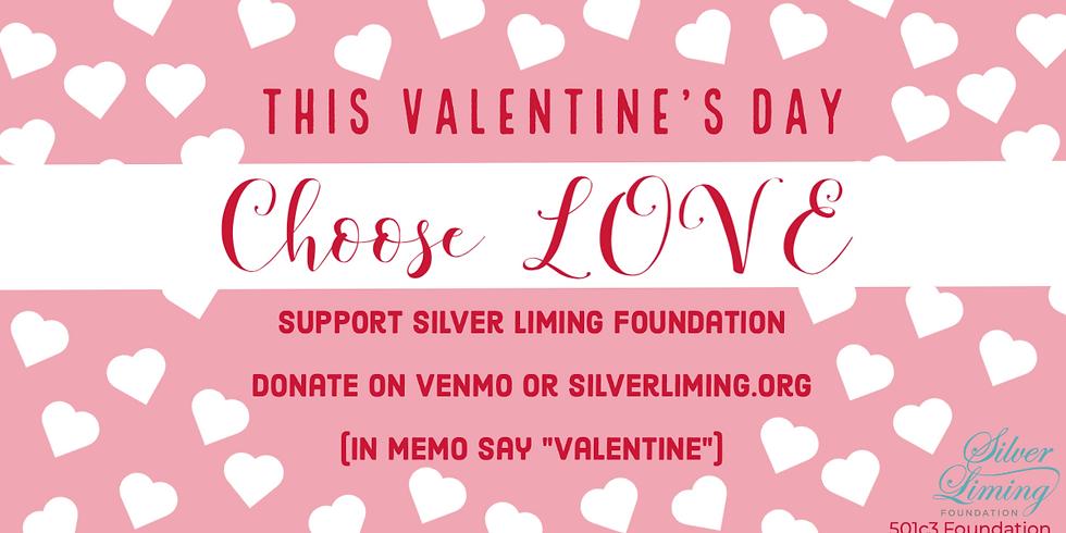 Valentine's Day Donation