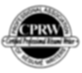 Certified Professional Resume Writer Professional Association of Resume Writers CPRW PARW logo