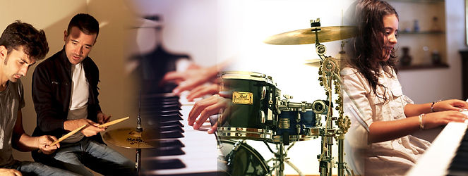 Francesco Bongiorno piano drums