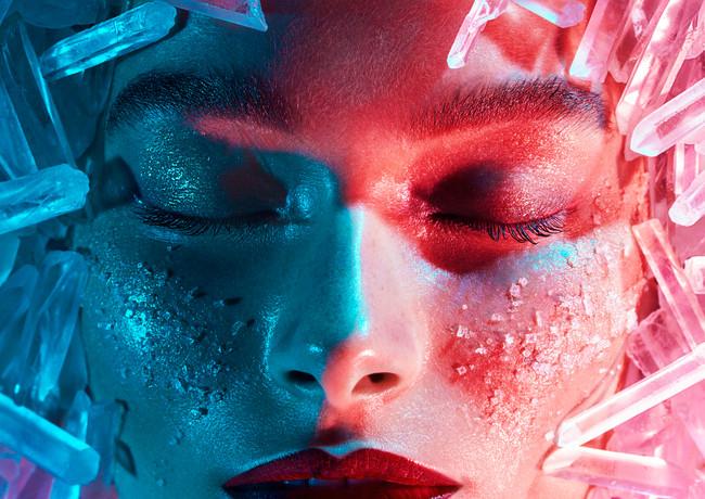 Photographer: Jérôme Pannetier Make Up: Audrey Logeais  Model: Fanny Leonard  Retoucher: Stéphanie Winger