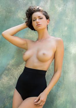 Photographer : Jérôme Pannetier  Model : Jade