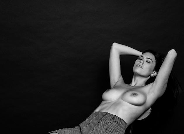 Photographer : Jérôme Pannetier Model : Julie Ung
