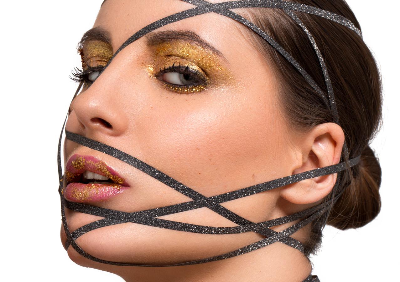 Photographer: Jérôme Pannetier Model: Sophie Berget    Make Up: Yoan Perez   Retoucher: George Buczko