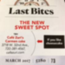 5280 Eat Cafe Zuri Sweet Spot