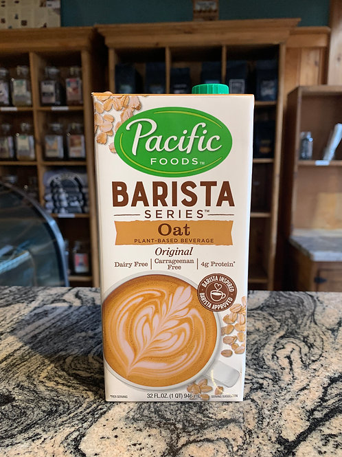 Barista Style Alternate Milks