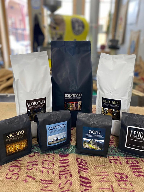Hand-Crafted Freshly Roasted Coffee Beans
