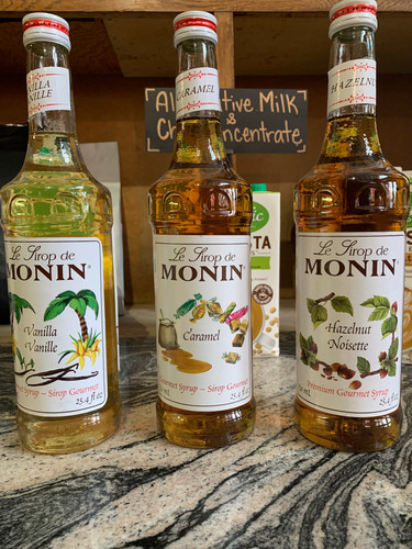 Sugar Free Monin Syrup