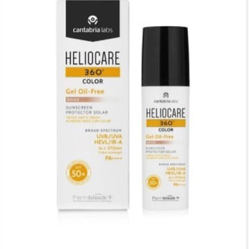 Heliocare 360 Colour Gel Oil Free