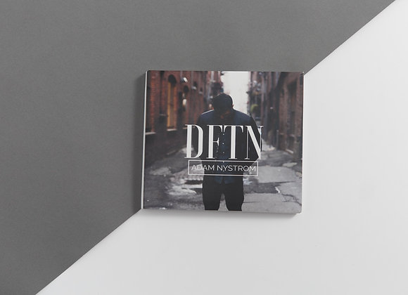 Autographed DFTN CD