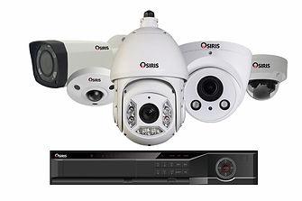 IP camera's met superieure beeldkwaliteit