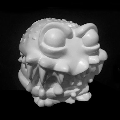 Grease Beast (Resin Blank)