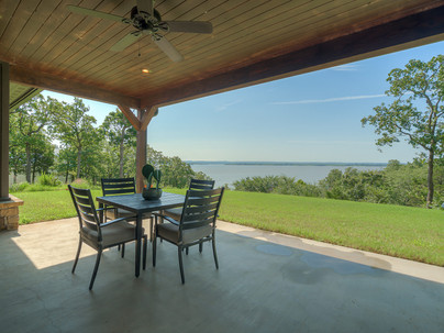 Porch view from lot 211
