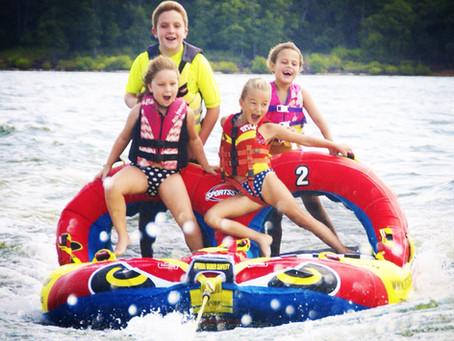 Memorial Day Weekend Activities on Lake Eufaula