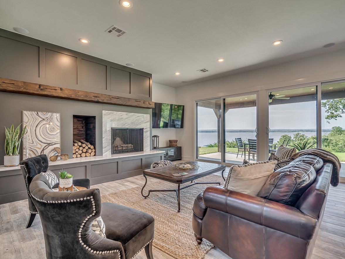 Interior living room - Lot 211