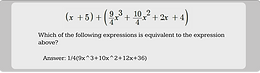 Operations with Rational Expressions and Polynomials 3