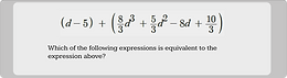Operations with Rational Expressions and Polynomials 0