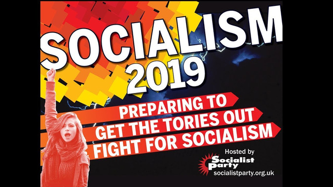 Last year's Socialism event - Socialism 2019, on 2 and 3 November - came as the UK's parliamentary logjam finally burst apart into a general election.