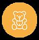 organização quarto de bebê e infantil