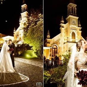 Capela Nossa Senhora das Graças - Casório Paula e Henrique