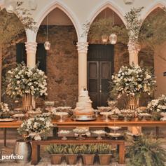 Casório Lais e Felipe - Capela Nossa Senhora das Graças