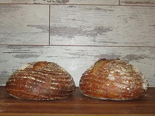 Sourdough loaves