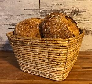 Basket full of Sourdough Bread | Sourdough101.com