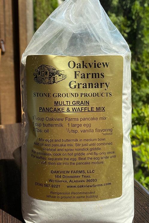 Oakview Farms Granary Multi Grain Pancake & Waffle Mix