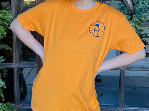 Acre T Shirt Orange
