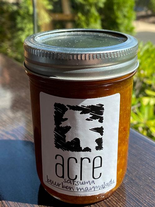 Acre Satsuma Bourbon Marmalade