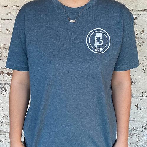 Acre T Shirt Blue