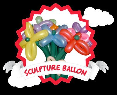 Sculpture de ballon