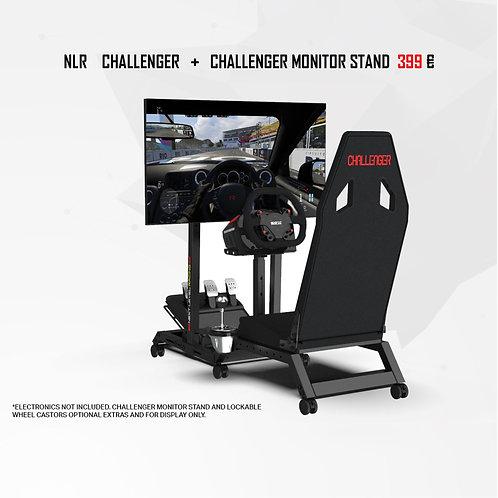 Bundle Race - NLR CHALLENGER + NLR CHALLENGER Monitor Stand