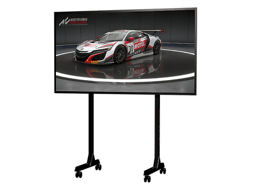 Next Level Racing Free Standing Sigle Monitor Stand