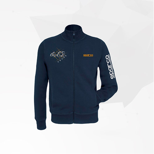 Sparco FULL ZIP 40TH
