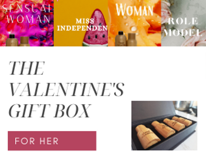 Valetine's Fragrance Bundle Gift Set