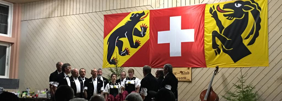 Jodlergruppe Wengen