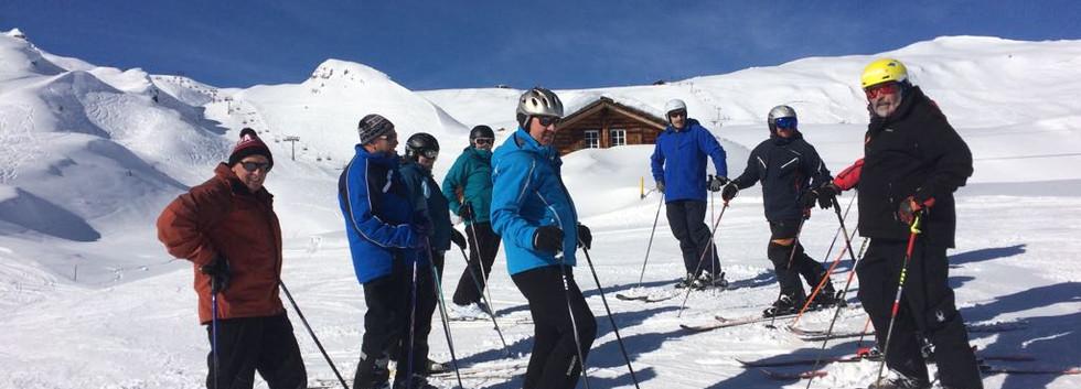 Ski hoi