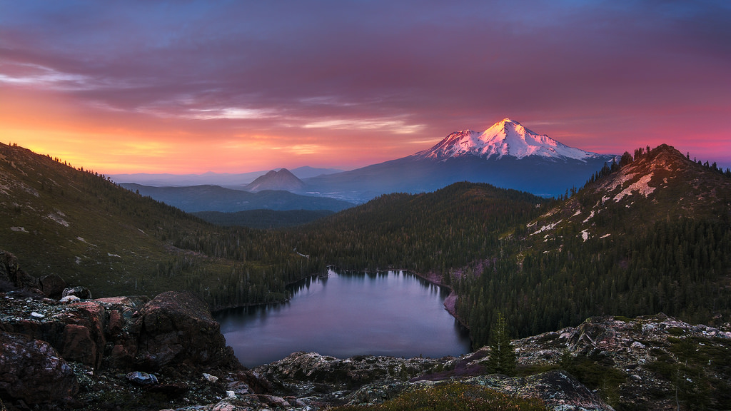 Mount Shasta Retreat
